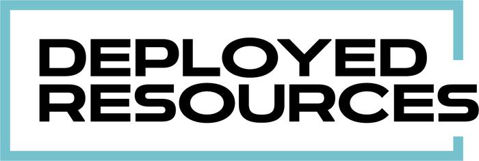 Deployed Resources Logo Cmyk New